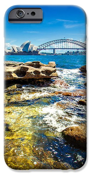 Behind The Rocks IPhone 6s Case