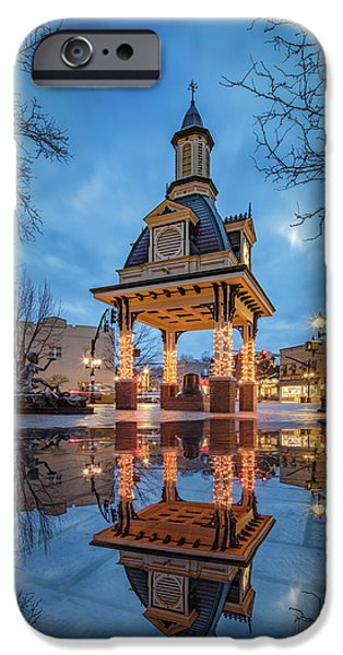 Bell Tower  In Beaver  IPhone 6s Case