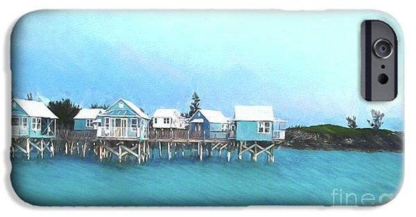 Bermuda Coastal Cabins IPhone 6s Case