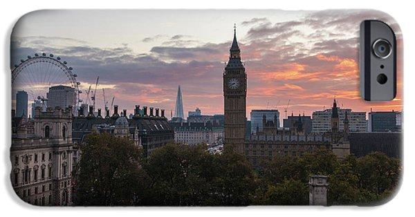 Big Ben London Sunrise IPhone 6s Case by Mike Reid