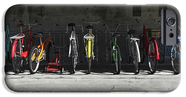 Bike Rack IPhone 6s Case