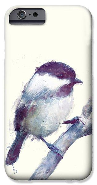Birds iPhone 6s Case - Bird // Trust by Amy Hamilton