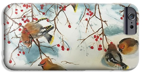 Birds And Berries IPhone 6s Case