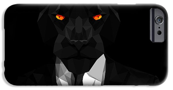 Blacl Panther IPhone 6s Case