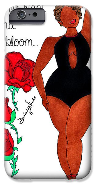Bloom IPhone 6s Case by Diamin Nicole