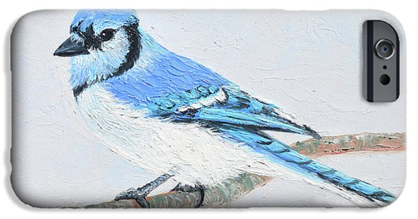 Blue Jay IPhone 6s Case