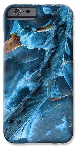 Ocean iPhone 6s Case - Blue Pattern 1 by Jonathan Nguyen