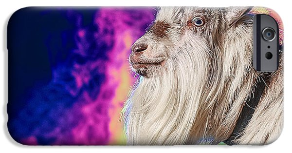 Blue The Goat In Fog IPhone 6s Case