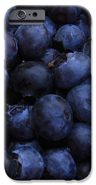 Blueberries Close-up - Vertical IPhone 6s Case
