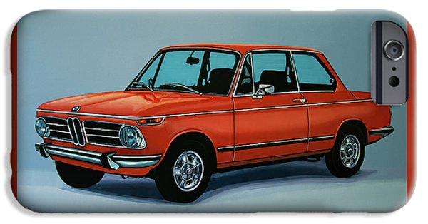 Bmw 2002 1968 Painting IPhone 6s Case