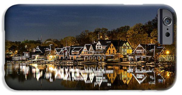 Boathouse Row IPhone 6s Case