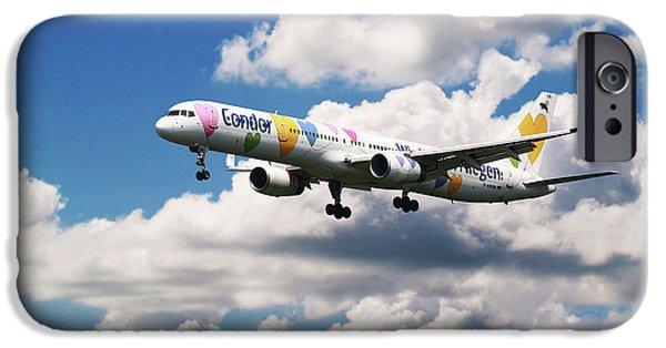 Boeing 757 Condor Airlines IPhone 6s Case