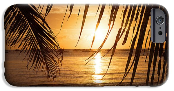 Boracay Philippians 5 IPhone 6s Case by Mark Ashkenazi