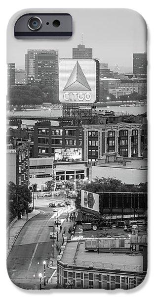 Harvard iPhone 6s Case - Boston Skyline Photo With The Citgo Sign by Paul Velgos