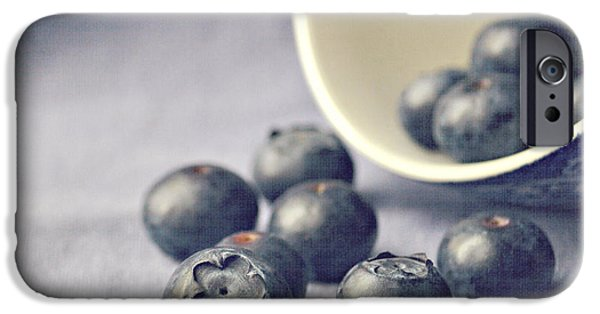 Bowl Of Blueberries IPhone 6s Case