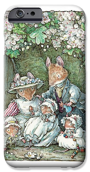 Brambly Hedge - Poppy Dusty And Babies IPhone 6s Case
