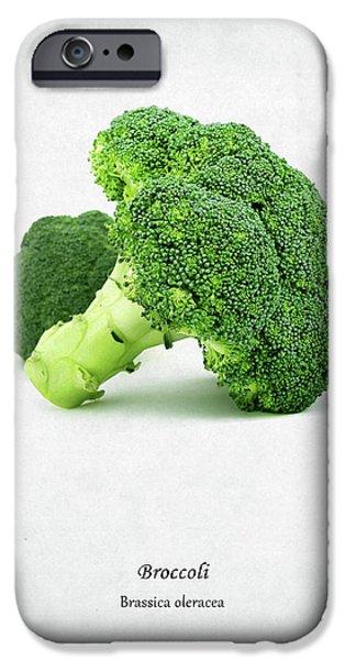 Broccoli IPhone 6s Case by Mark Rogan
