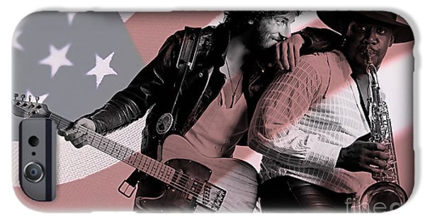 Bruce Springsteen Clarence Clemons IPhone 6s Case