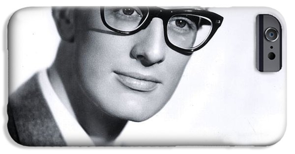 Cricket iPhone 6s Case - Buddy Holly by The Titanic Project