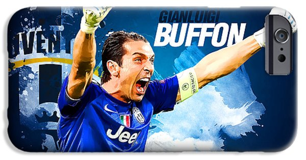 Buffon IPhone 6s Case