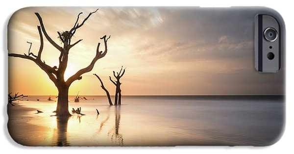 Bull iPhone 6s Case - Bulls Island Sunrise by Ivo Kerssemakers