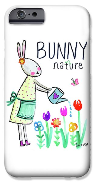 Bunny Nature IPhone 6s Case