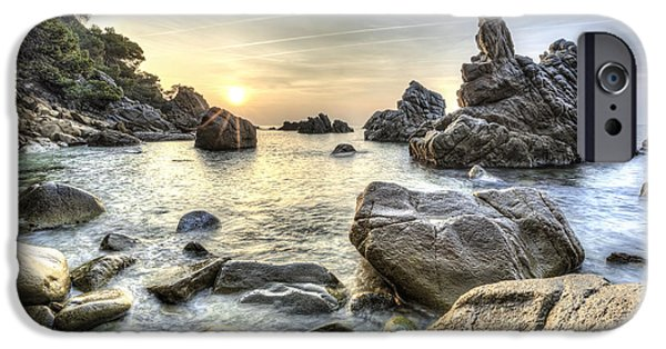 Cala Dels Frares II, Lloret De Mar Catalonia IPhone 6s Case