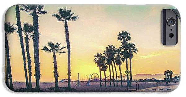 Cali Sunset IPhone 6s Case by Az Jackson