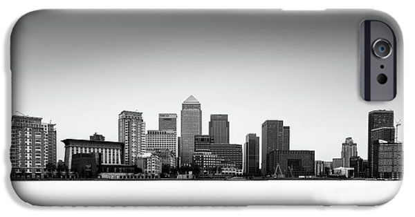Canary Wharf Skyline IPhone 6s Case by Ivo Kerssemakers