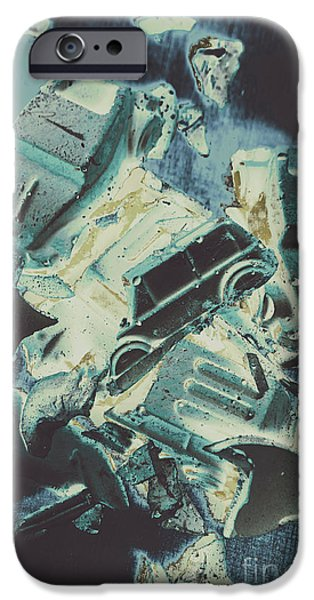 Fractal iPhone 6s Case - Candy Car Crush by Jorgo Photography - Wall Art Gallery