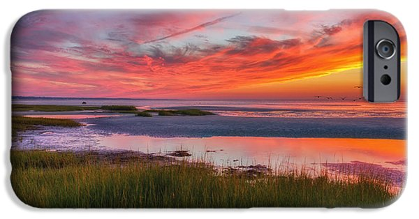 Cape Cod Skaket Beach Sunset IPhone 6s Case