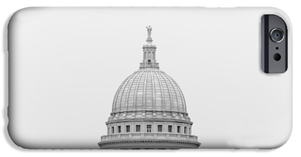 Capitol Building iPhone 6s Case - Capitol Cloud by Todd Klassy