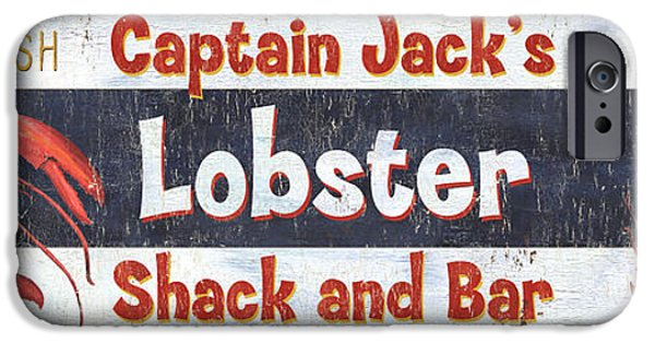 Captain Jack's Lobster Shack IPhone 6s Case