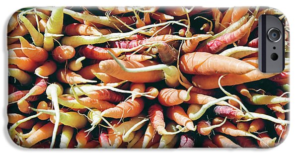 Carrots IPhone 6s Case by Ian MacDonald