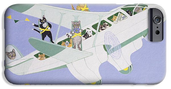 Cat Air Show IPhone 6s Case