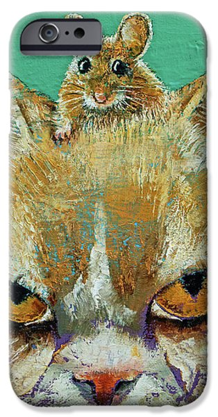 Cat And Mouse IPhone 6s Case