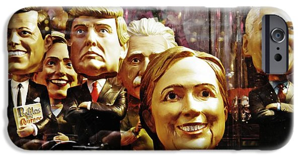Celebrity Bobbleheads 1 IPhone 6s Case