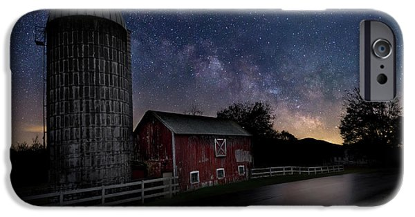 IPhone 6s Case featuring the photograph Celestial Farm by Bill Wakeley
