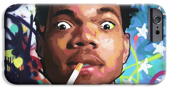 Chance The Rapper IPhone 6s Case