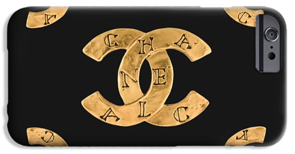Perfume iPhone 6s Case - Chanel Jewelry-19 by Nikita