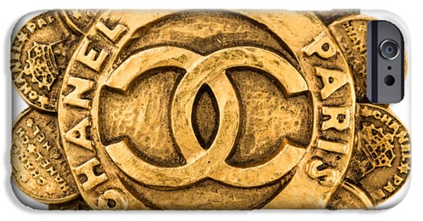 Perfume iPhone 6s Case - Chanel Jewelry-2 by Nikita