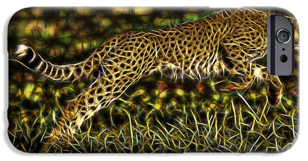 Cheetah Collection IPhone 6s Case