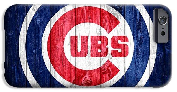 Chicago Cubs Barn Door IPhone 6s Case