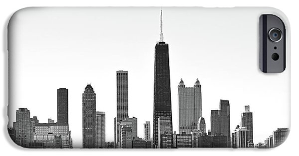 Chicago Skyline No. 1-1 IPhone 6s Case by Sandy Taylor