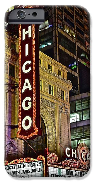 Chicago Theater Aglow IPhone 6s Case