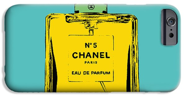 Perfume iPhone 6s Case - Chnel 2 by Mark Ashkenazi
