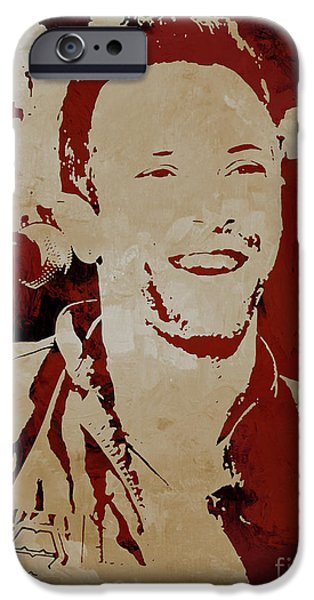 Chris Martin Coldplay IPhone 6s Case