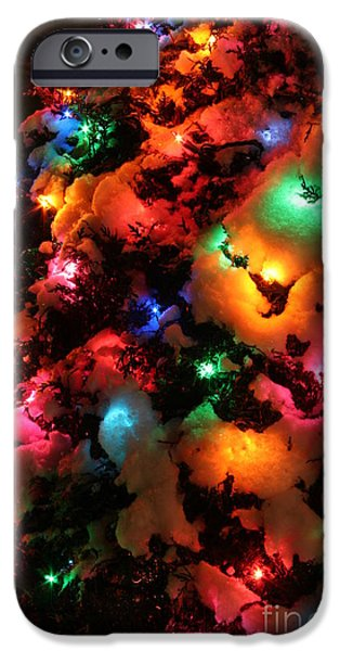 Christmas Lights Coldplay IPhone 6s Case