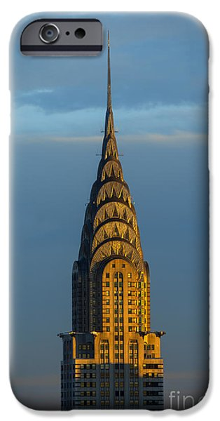 Chrysler Building In The Evening Light IPhone 6s Case