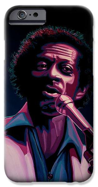 Chuck Berry IPhone 6s Case by Paul Meijering